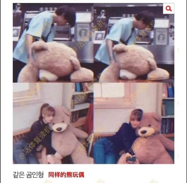 Cnet soi được 1001 bằng chứng V (BTS) hẹn hò sao nhí quốc dân Kim Yoo Jung rõ như ban ngày, còn ở cùng khách sạn? - Ảnh 19.