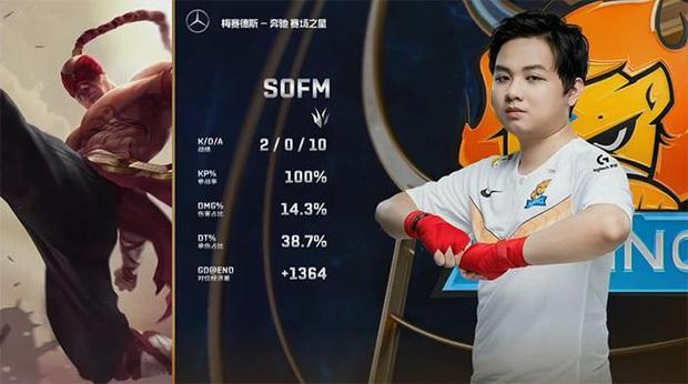 Áp đảo thần rừng Peanut, từ khóa SofM lọt top trending trên Weibo, cộng đồng Việt cũng rộn ràng lời chúc! - Ảnh 1.