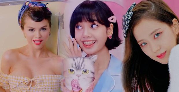 BLACKPINK và Selena Gomez lên kế hoạch collab trước 1 năm, tặng quà cho cả showbiz, hợp tác với hãng kem lớn nhưng hiệu quả thì sao? - Ảnh 7.