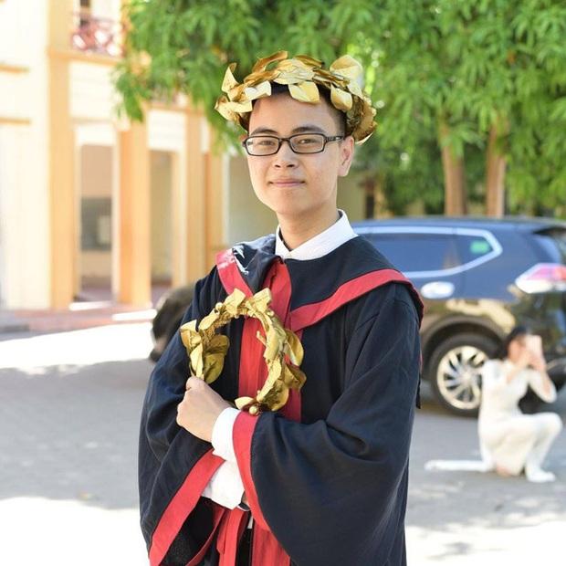 Điểm số bất ngờ của Quán quân Olympia trong kỳ thi tốt nghiệp THPT Quốc gia 2020 - Ảnh 3.