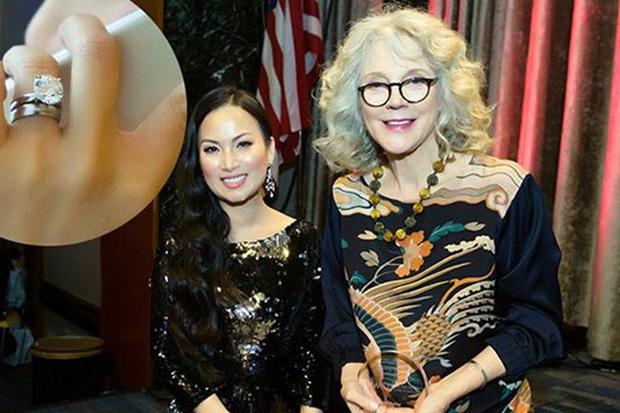 Em gái Cẩm Ly: Thành người Việt giàu nhất thế giới sau khi lấy chồng tỷ phú ở Mỹ, gia tài đồ sộ, vi vu với chuyên cơ riêng - Ảnh 22.