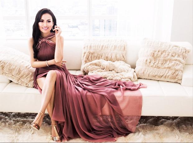 Em gái Cẩm Ly: Thành người Việt giàu nhất thế giới sau khi lấy chồng tỷ phú ở Mỹ, gia tài đồ sộ, vi vu với chuyên cơ riêng - Ảnh 21.