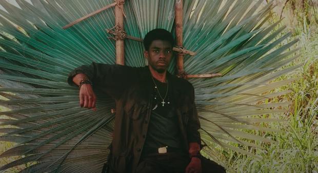 Black Panther Chadwick Boseman: Cả đời tận hiến vì nghệ thuật như một người hùng! - Ảnh 4.