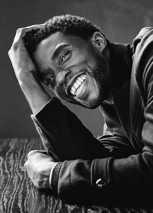 LeBron James cùng loạt sao NBA tiếc thương trước sự ra đi đột ngột của nam tài tử Black Panther Chadwick Boseman - Ảnh 11.