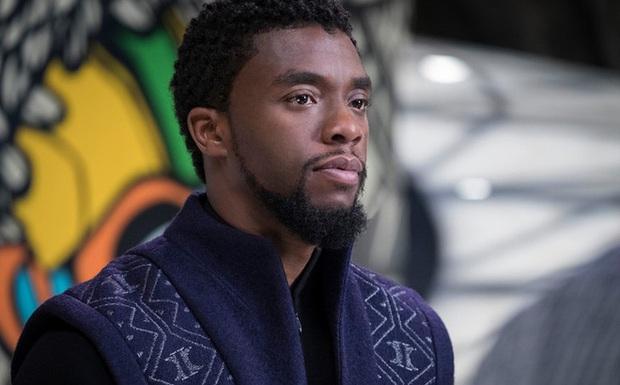 Hai fan nhí bị ung thư chính là động lực để Chadwick Boseman làm Black Panther dù đang vật lộn với bạo bệnh - Ảnh 1.
