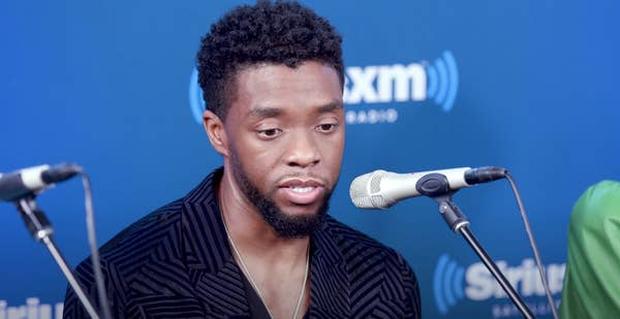 Hai fan nhí bị ung thư chính là động lực để Chadwick Boseman làm Black Panther dù đang vật lộn với bạo bệnh - Ảnh 3.