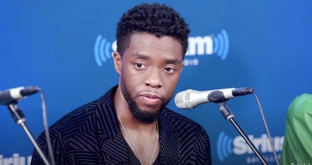 Hai fan nhí bị ung thư chính là động lực để Chadwick Boseman làm Black Panther dù đang vật lộn với bạo bệnh - Ảnh 4.