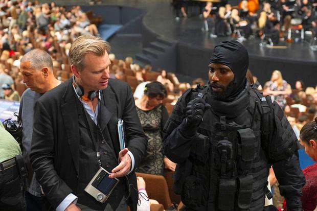 """TENET: Khi Christopher Nolan """"hack não"""" thiên hạ để bàn về tự do ý chí của con người - Ảnh 7."""