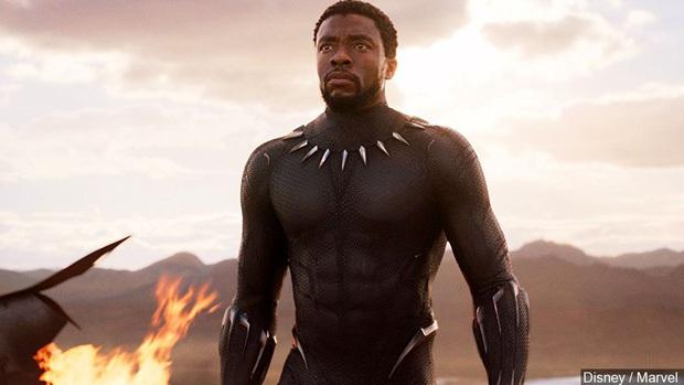 """Dàn sao Avengers, Ariana Grande và loạt nghệ sĩ Việt đau lòng trước sự ra đi của """"Black Panther"""" Chadwick Boseman - Ảnh 2."""