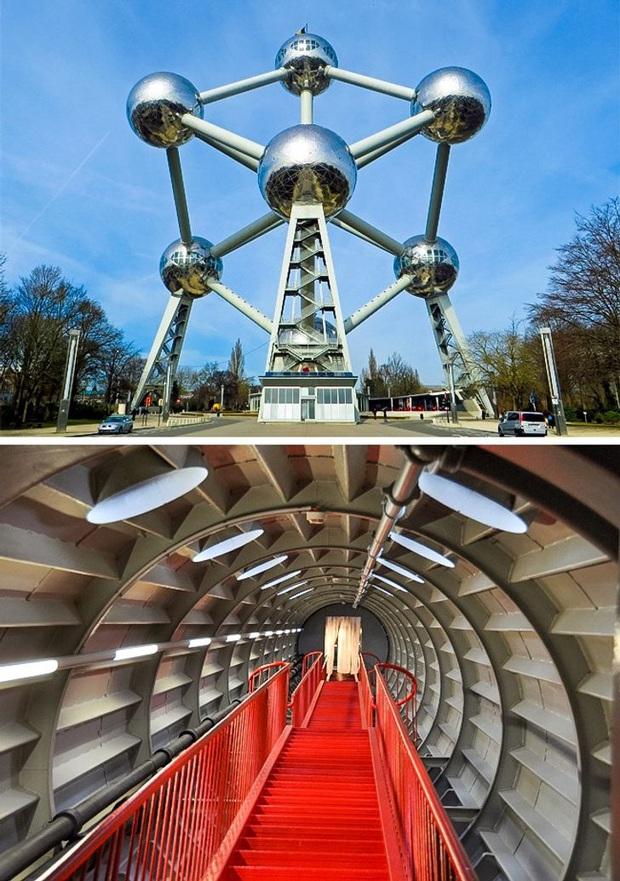 12 công trình có kiến trúc ấn tượng nhất trên thế giới, nhiều nơi còn khiến du khách hoảng sợ bởi vẻ ngoài kỳ dị - Ảnh 19.