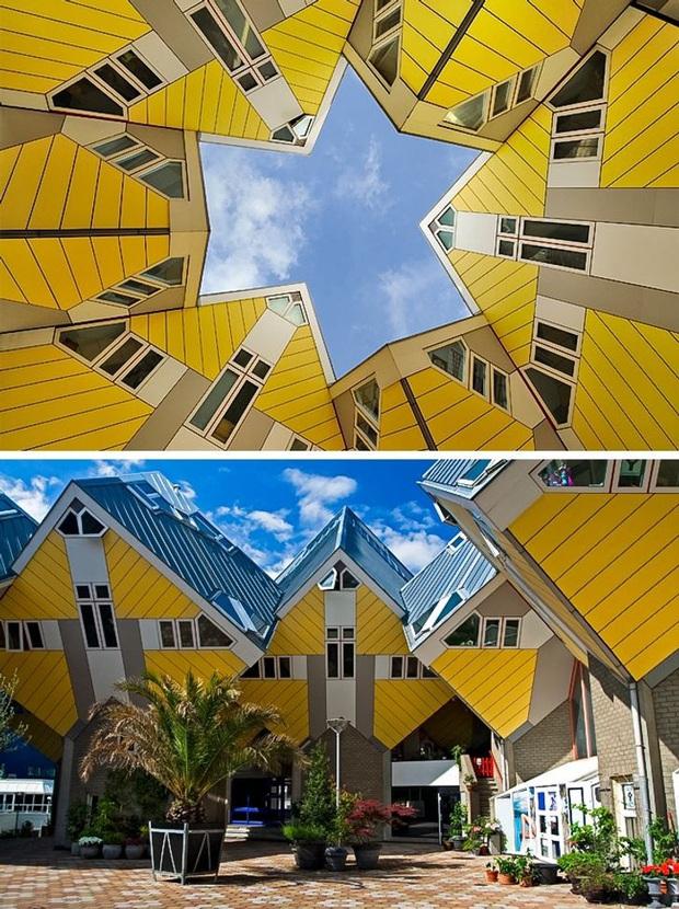 12 công trình có kiến trúc ấn tượng nhất trên thế giới, nhiều nơi còn khiến du khách hoảng sợ bởi vẻ ngoài kỳ dị - Ảnh 21.