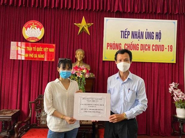 Sao Vbiz đồng lòng hỗ trợ Đà Nẵng chống dịch: Denis - Trung Quân kêu gọi gần 200 triệu, H'Hen Niê nói rõ lí do góp 50 triệu - Ảnh 7.