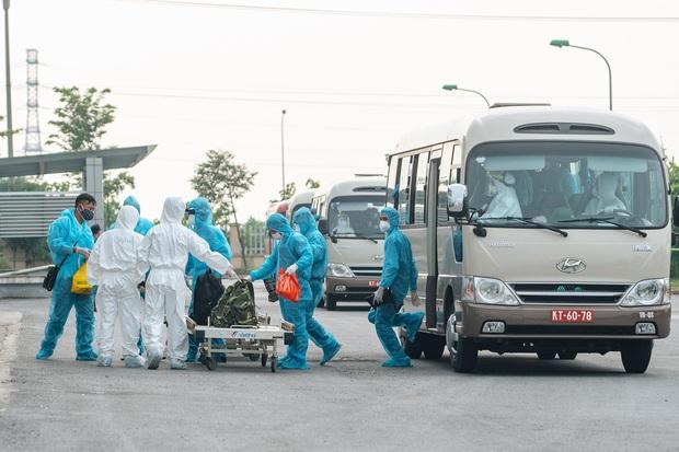 Lịch trình di chuyển của bệnh nhân số 621 vừa được công bố: Từng đi xe ôm, xe khách và ghé chợ mua thức ăn - Ảnh 1.