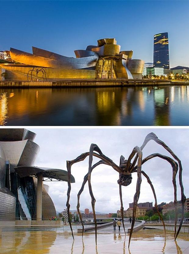 12 công trình có kiến trúc ấn tượng nhất trên thế giới, nhiều nơi còn khiến du khách hoảng sợ bởi vẻ ngoài kỳ dị - Ảnh 3.