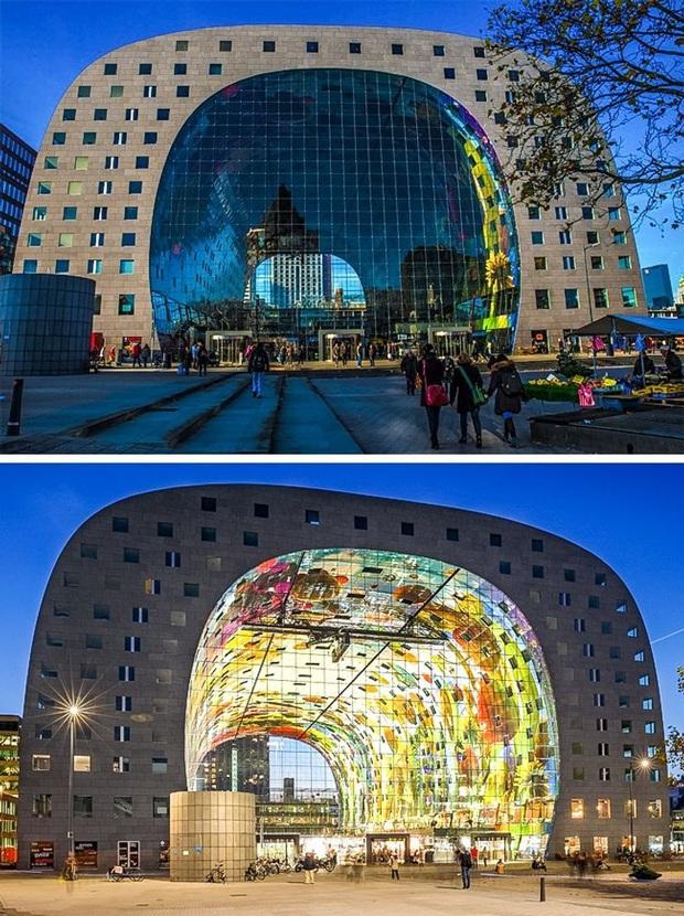 12 công trình có kiến trúc ấn tượng nhất trên thế giới, nhiều nơi còn khiến du khách hoảng sợ bởi vẻ ngoài kỳ dị - Ảnh 5.
