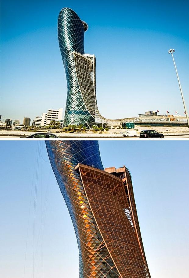 12 công trình có kiến trúc ấn tượng nhất trên thế giới, nhiều nơi còn khiến du khách hoảng sợ bởi vẻ ngoài kỳ dị - Ảnh 7.