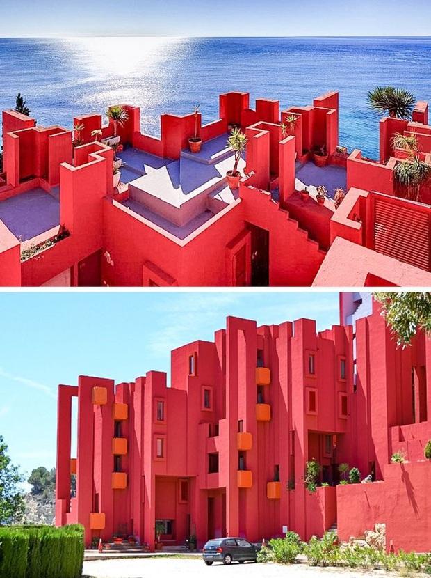 12 công trình có kiến trúc ấn tượng nhất trên thế giới, nhiều nơi còn khiến du khách hoảng sợ bởi vẻ ngoài kỳ dị - Ảnh 11.