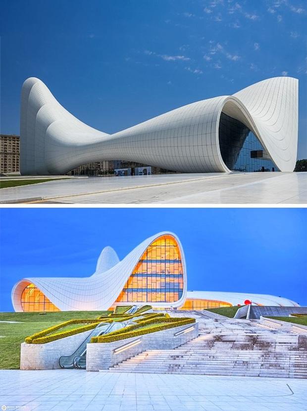 12 công trình có kiến trúc ấn tượng nhất trên thế giới, nhiều nơi còn khiến du khách hoảng sợ bởi vẻ ngoài kỳ dị - Ảnh 15.