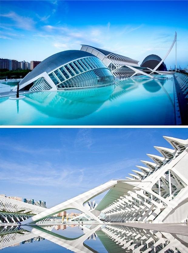 12 công trình có kiến trúc ấn tượng nhất trên thế giới, nhiều nơi còn khiến du khách hoảng sợ bởi vẻ ngoài kỳ dị - Ảnh 17.