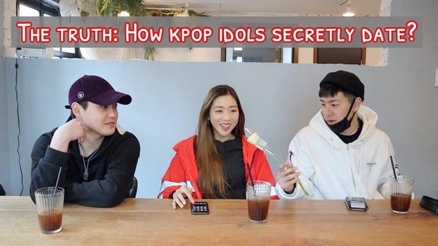Hội cựu Idol tiết lộ cách hẹn hò bí mật trong giới thần tượng: Tặng album, sử dụng mail cá nhân... - Ảnh 1.
