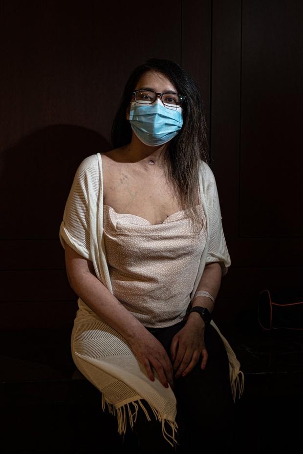 Trải lòng của bệnh nhân Covid-19 đầu tiên được ghép phổi tại Mỹ sau khi trở về từ cõi chết: Đó là cơn ác mộng dài đến đáng sợ:  - Ảnh 1.