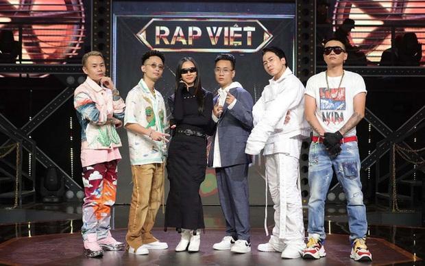 Rap Việt và King Of Rap đối đầu gay gắt ngay từ dàn HLV, hội tụ những nhân vật máu mặt nhất của cộng đồng Hiphop tại Việt Nam - Ảnh 22.