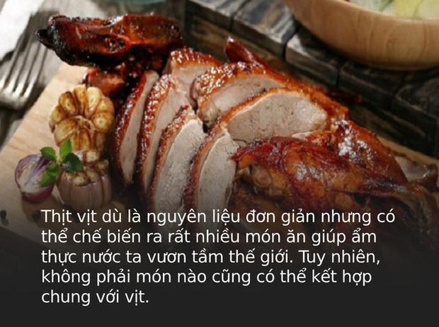 Thịt vịt rẻ bèo nhưng tốt ngang thang thuốc quý: Nấu món gì cũng ngon nhưng tuyệt đối đừng kết hợp với 4 thực phẩm mà có ngày sinh độc - Ảnh 1.