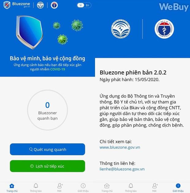 Dùng thử Khẩu trang Điện tử Bluezone: Có mỗi 2 tính năng, rất dễ dùng nhưng hiệu quả đến đâu là do bạn, tôi và chúng ta - Ảnh 2.