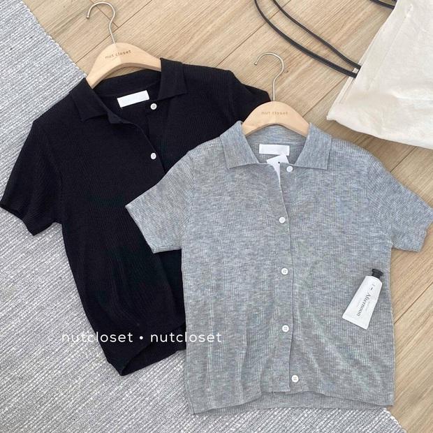 Tranh thủ trời mát phải mua áo len tăm ngay, siêu xinh mà giá chỉ từ 140K thôi - Ảnh 2.