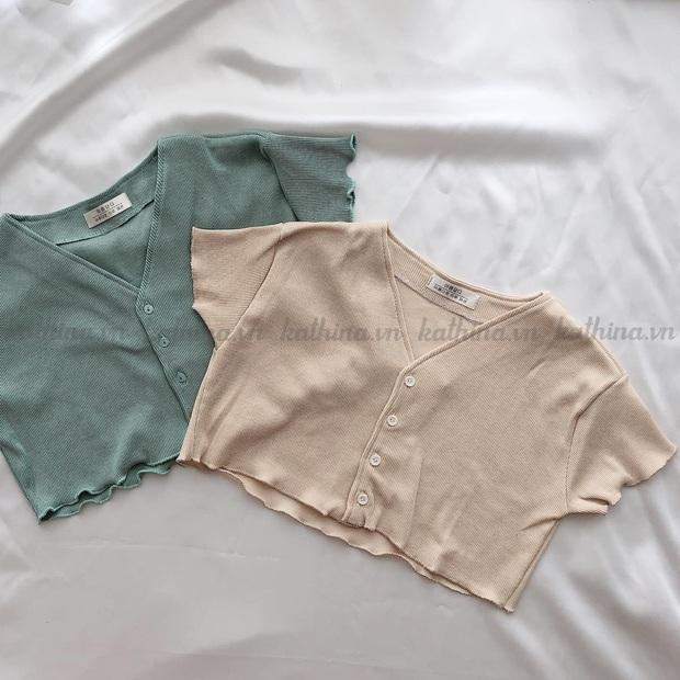 Tranh thủ trời mát phải mua áo len tăm ngay, siêu xinh mà giá chỉ từ 140K thôi - Ảnh 6.