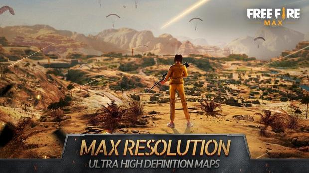 Hé lộ về Free Fire Max, đây chính là những điều người chơi sắp được trải nghiệm - Ảnh 1.