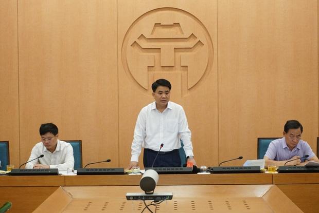 Hà Nội thành lập điểm thi tốt nghiệp THPT tại khu cách ly tập trung - Ảnh 1.