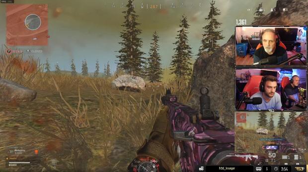Đồng sức đồng lòng, cha con cùng chiến Call of Duty: Warzone, giành luôn chiến thắng ngoạn mục - Ảnh 1.