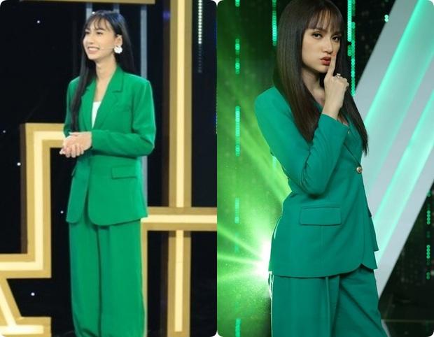 5 lần 7 lượt Lynk Lee ăn diện đặc sệt Hương Giang: Là học hỏi phong cách hay muốn làm bản sao của Hoa hậu chuyển giới? - Ảnh 3.