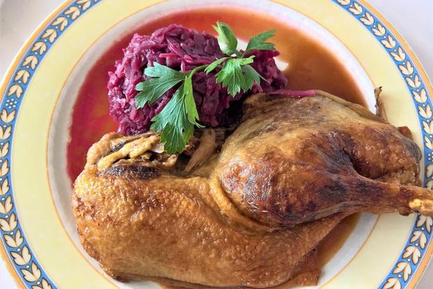 Thịt vịt rẻ bèo nhưng tốt ngang thang thuốc quý: Nấu món gì cũng ngon nhưng tuyệt đối đừng kết hợp với 4 thực phẩm mà có ngày sinh độc - Ảnh 4.