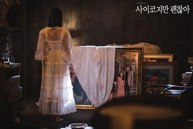 1 chiếc váy 2 số phận: Điên nữ Itaewon bị chê khó cảm, Seo Ye Ji diện lên lại sang hết sức - Ảnh 4.