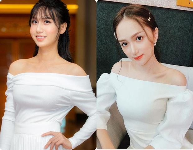 5 lần 7 lượt Lynk Lee ăn diện đặc sệt Hương Giang: Là học hỏi phong cách hay muốn làm bản sao của Hoa hậu chuyển giới? - Ảnh 4.