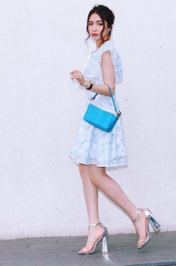 Nhờ Hòa Minzy, các nàng sẽ biết bộ đôi váy + giày là khắc tinh của team chân ngắn, diện lên trông lùn tịt - Ảnh 5.
