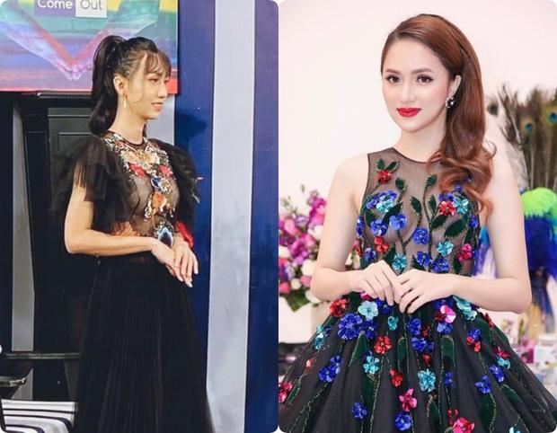 5 lần 7 lượt Lynk Lee ăn diện đặc sệt Hương Giang: Là học hỏi phong cách hay muốn làm bản sao của Hoa hậu chuyển giới? - Ảnh 6.