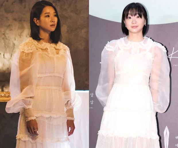 1 chiếc váy 2 số phận: Điên nữ Itaewon bị chê khó cảm, Seo Ye Ji diện lên lại sang hết sức - Ảnh 6.