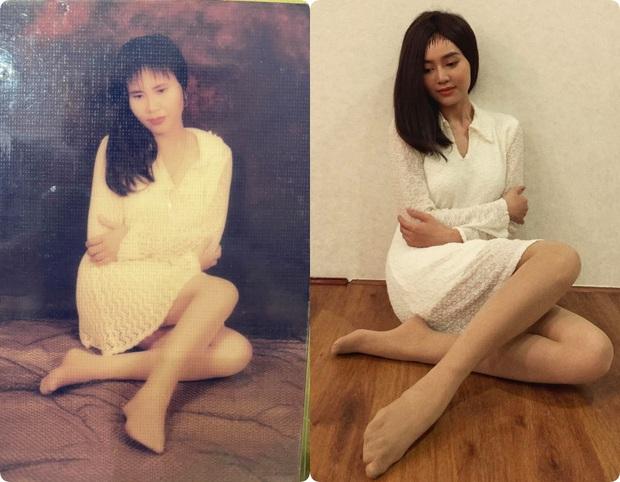 Sao Việt cosplay mẹ: Hari Won diện y nguyên bản gốc, Hương Giang thay bằng túi Chanel trăm triệu nhưng hài nhất lại là Lan Ngọc - Ảnh 8.