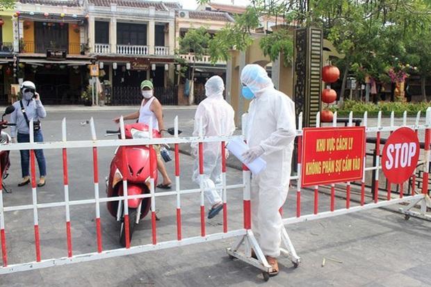 Thêm 10 ca mắc COVID-19 mới ở Đà Nẵng và Quảng Nam, trong đó có 1 nhân viên y tế tại BV Đà Nẵng - Ảnh 1.