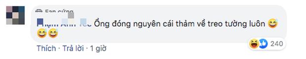 Binz đăng ảnh tự hào khoe 2 chiến binh tại Rap Việt nhưng fan lại đổ dồn sự chú ý đến tấm thảm siêu chất trong MV Bigcityboi - Ảnh 6.