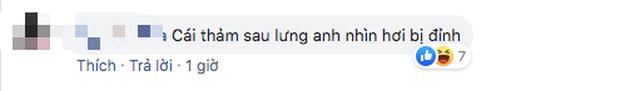 Binz đăng ảnh tự hào khoe 2 chiến binh tại Rap Việt nhưng fan lại đổ dồn sự chú ý đến tấm thảm siêu chất trong MV Bigcityboi - Ảnh 7.