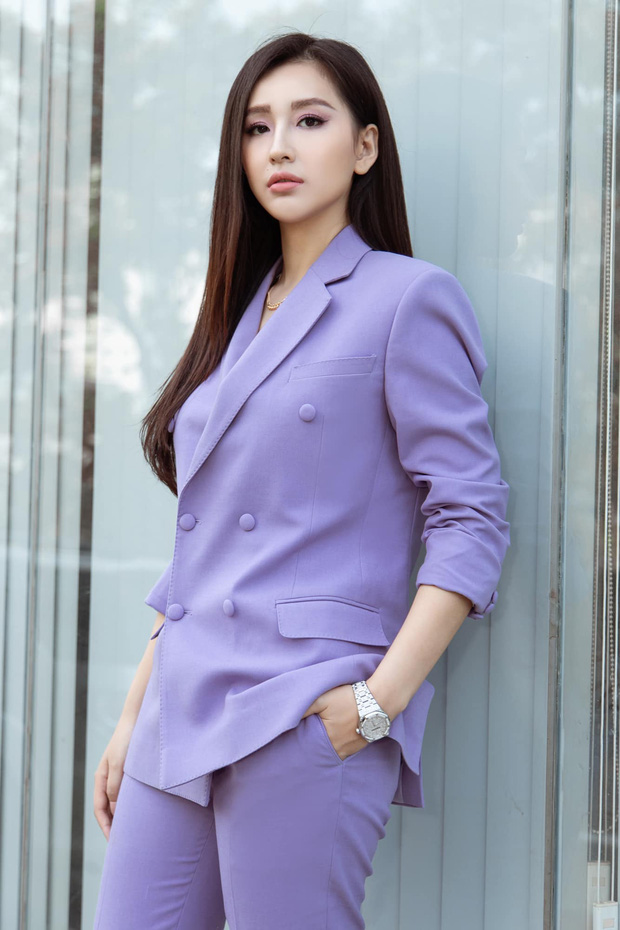 Hoa hậu Mai Phương Thuý thời học cấp 3: Chiều cao khủng, nhan sắc mộc mạc ngố tàu, info được truy tìm nhiều nhất trên các diễn đàn trường Phan - Ảnh 8.