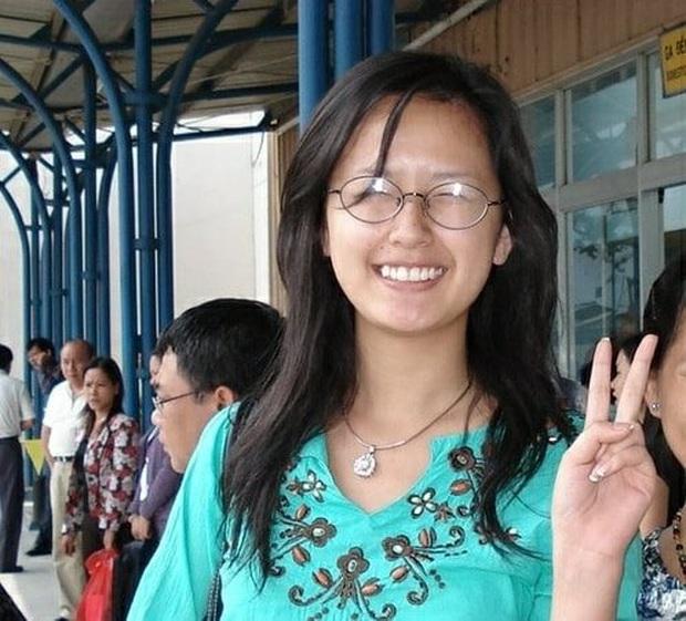 Hoa hậu Mai Phương Thuý thời học cấp 3: Chiều cao khủng, nhan sắc mộc mạc ngố tàu, info được truy tìm nhiều nhất trên các diễn đàn trường Phan - Ảnh 1.