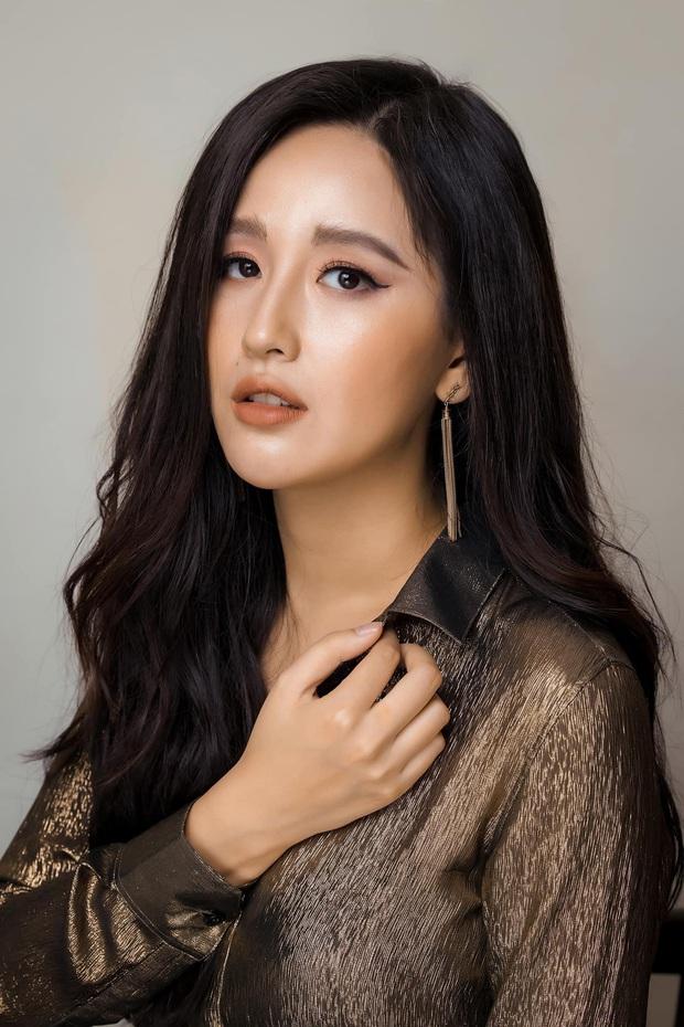 Hoa hậu Mai Phương Thuý thời học cấp 3: Chiều cao khủng, nhan sắc mộc mạc ngố tàu, info được truy tìm nhiều nhất trên các diễn đàn trường Phan - Ảnh 5.