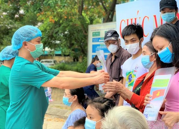 5 ngày liên tiếp Đà Nẵng không có ca lây nhiễm trong cộng đồng, 17 bệnh nhân Covid-19 được xuất viện - Ảnh 1.