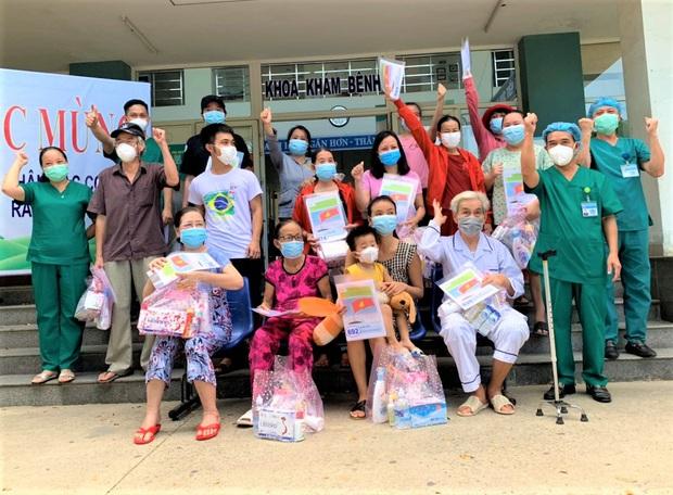 5 ngày liên tiếp Đà Nẵng không có ca lây nhiễm trong cộng đồng, 17 bệnh nhân Covid-19 được xuất viện - Ảnh 6.