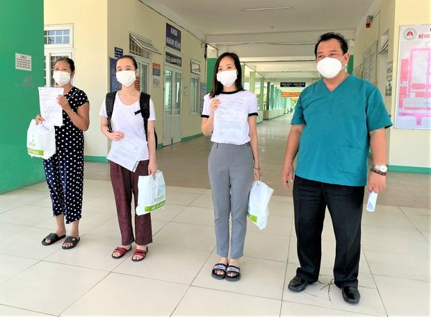 5 ngày liên tiếp Đà Nẵng không có ca lây nhiễm trong cộng đồng, 17 bệnh nhân Covid-19 được xuất viện - Ảnh 5.